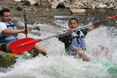 Canoe Les Vans - Loulou Bateaux