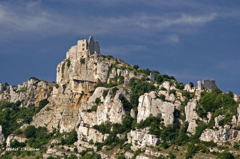 Chateau De Crussol Sites Naturels Ard 232 Che Tourisme