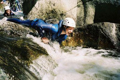 Canyoning gorges de l ardèche