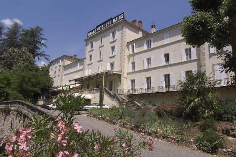 Le grand hotel des bains h tels ard che tourisme for Grand hotel des bains 07