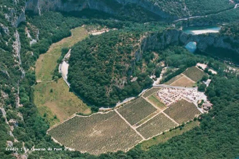 Grotte chauvet pont d 39 arc sites naturels ard che tourisme - Office du tourisme de vallon pont d arc ...