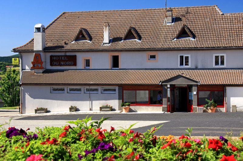 Hotel du nord h tels ard che tourisme - Office du tourisme ardeche nord ...