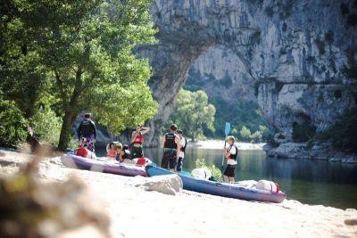 Aigue Vive Ardèche Canoës