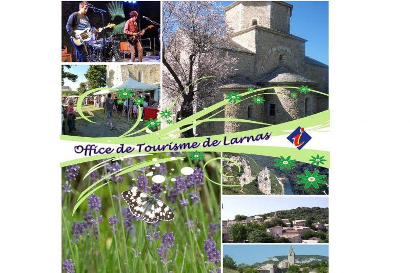 Office de tourisme de larnas offices de tourisme ard che tourisme - Office de tourisme de vias ...