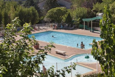The Campsite Is Located In The Heart Of The Village Of Rosières In Southern  Ardèche. It Features A Swimming Pool With The Added Attraction Of A Water  Slide; ...