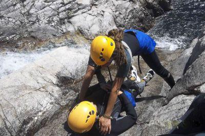 Société de Guidage - Spéléologie & Canyon